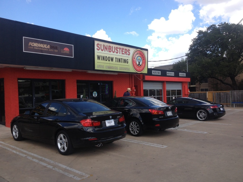 automotive tinting austin