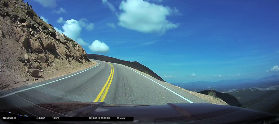 f50 dashcam quality