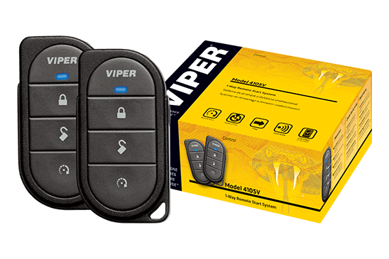 entry level 1 way remote starter from Viper