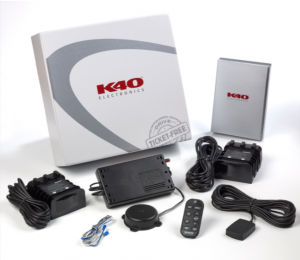 rl360di k40 integrated radar detection system