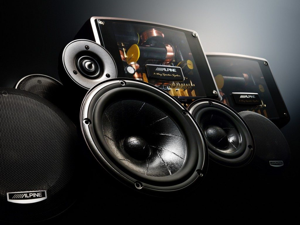 Automotive Speakers