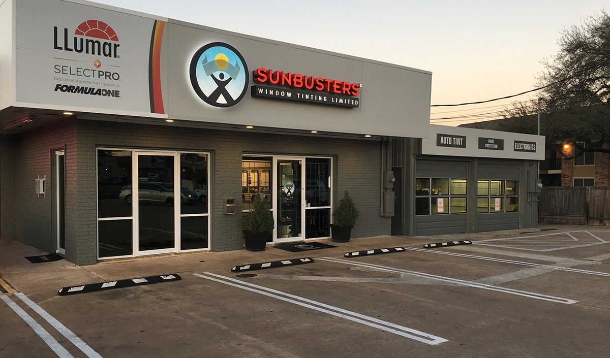 Sunbusters North Austin